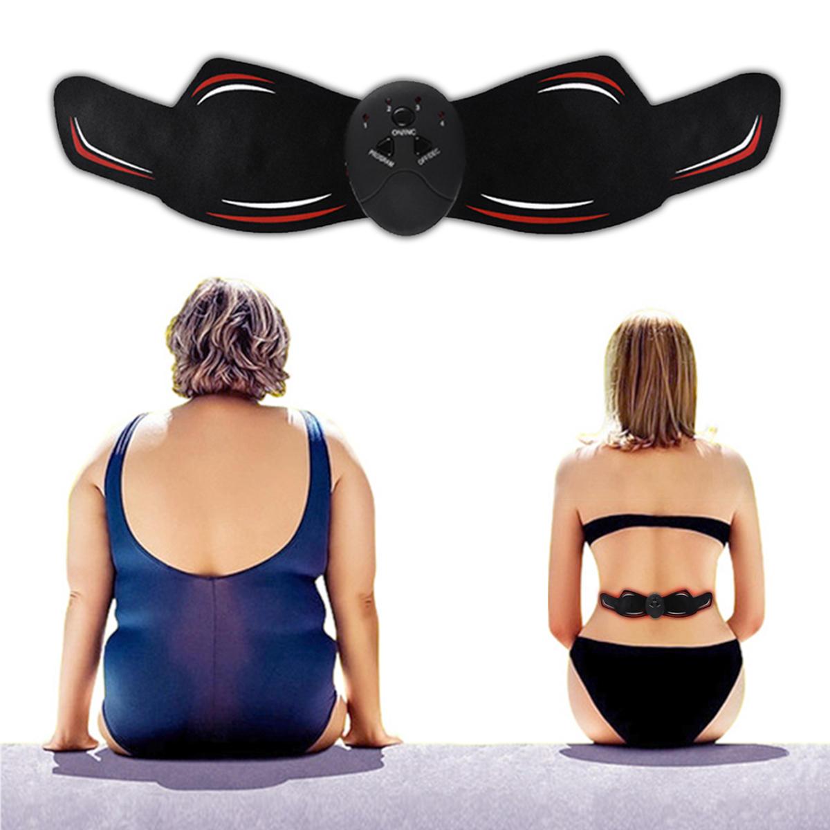 KALOAD EMS Abdominal Cintura Brazo Pierna Entrenador muscular Deporte Aptitud Estimulador de ejercicio corporal