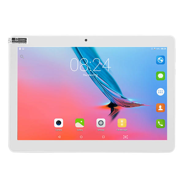 Binai Mini10 32GB MTK6753 Octa Core 10.1 Inch Android 7.0 Dual 4G Phablet Tablet Gold
