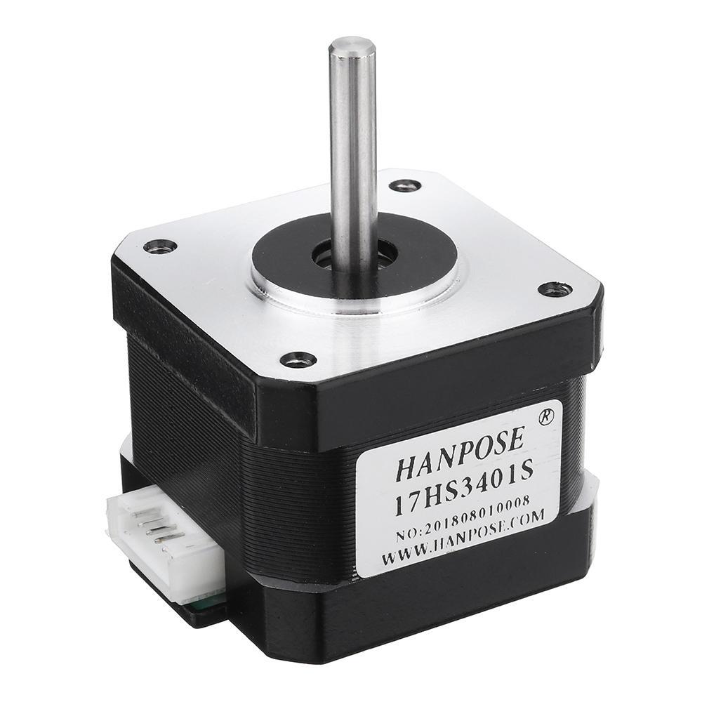 NEMA17 34mm Stepper Motor for Arduino DIY application Pi 3D Printers CNC