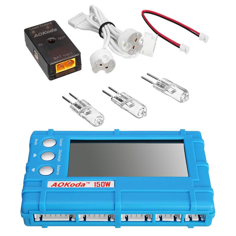 AOKoda CellMeter 8 Комплект для разрядки 150 Вт с балансером липо-батареи