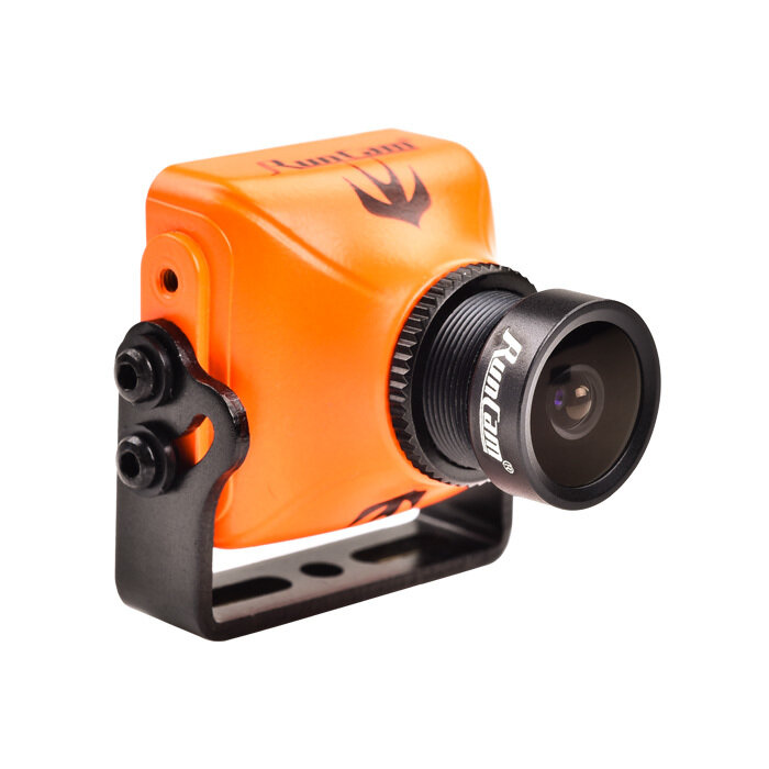 RunCam Swift 2 1/3 CCD 600TVL PAL FOV 130/150/165 Degree 2 5mm/2 3mm/2 1mm  Micro FPV Camera OSD MIC
