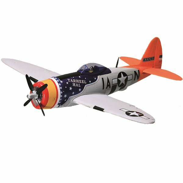 P-47 P47 Thunderbolt 680mm Wingspan EPS Warbird RC Airplane KIT