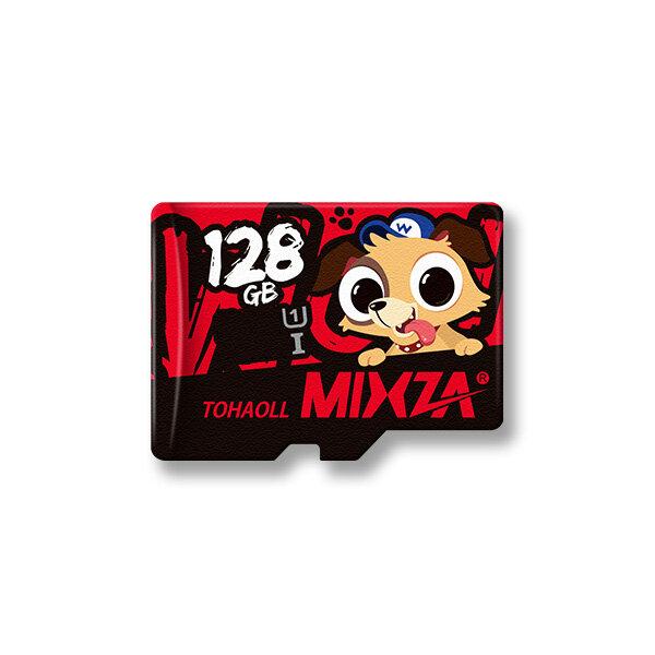 Mixza Year of the Dog Limited Edition U1 128GB TF Micro Memory Card