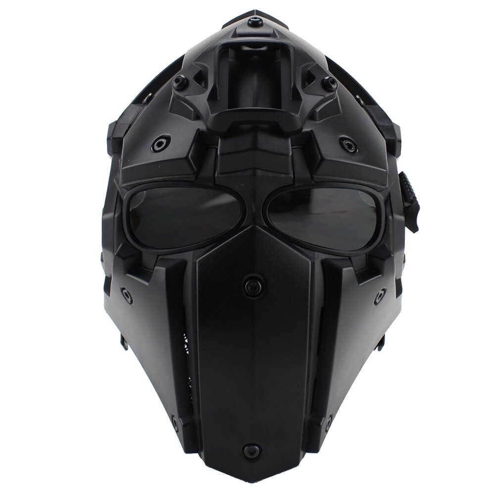 Motorcycle Helmets For Sale >> Wosport Full Face Helmet Protective Obsidian Casque For Motorcycle Tactical Military Training