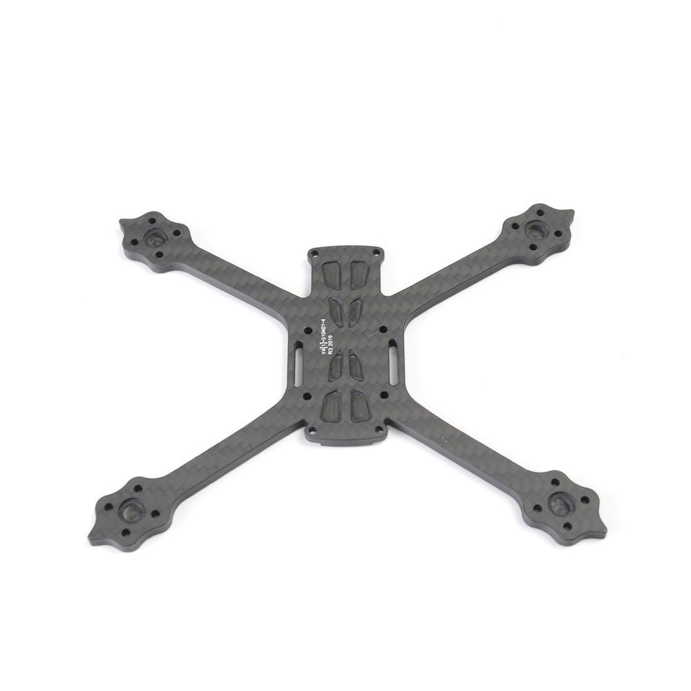 Diatone 2019 GT R349 135mm 3 Inch 4S FPV Balap RC Drone Spare Part Pelat Bawah 3mm
