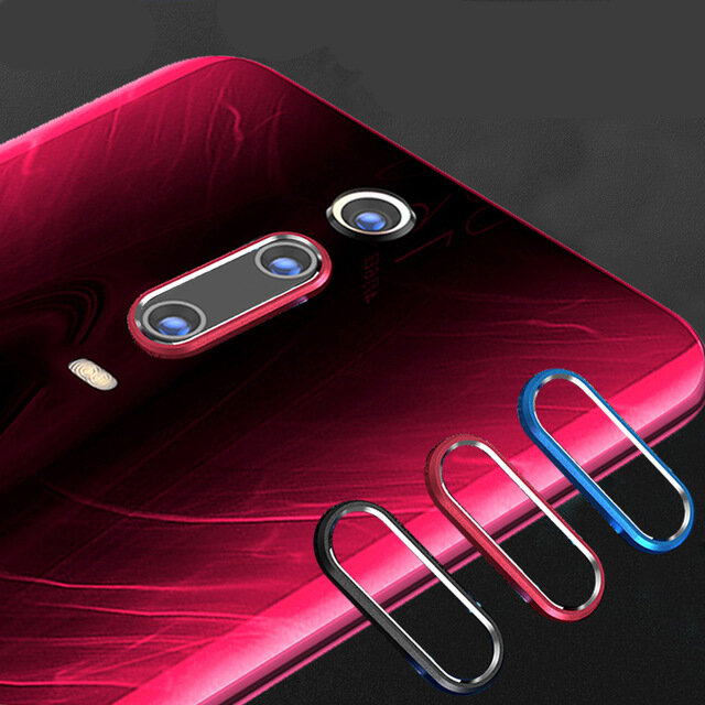 Bakeey Anti-scratch Metal Circle Ring Phone Camera Lens screen Protector for Xiaomi Mi9T Pro / Xiaomi Mi 9T/ Xiaomi Redmi K20 / Redmi K20 PRO
