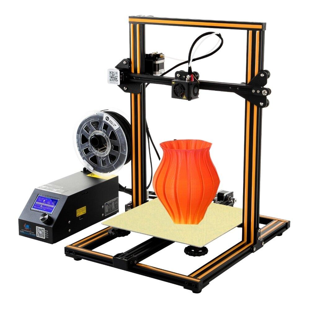 Creality 3D® CR-10 DIY 3D Printer Kit 300*300*400mm Printing Size 1 75mm  0 4mm Nozzle