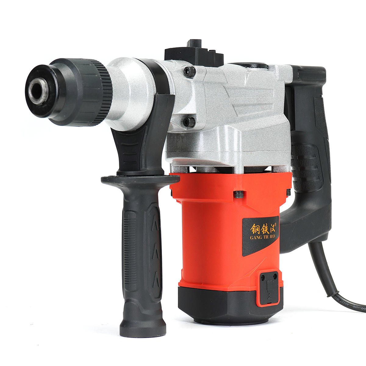 220V 26A / 30A 4900RPM Power Hammer Impact Drill Electric Hammers Power Drill