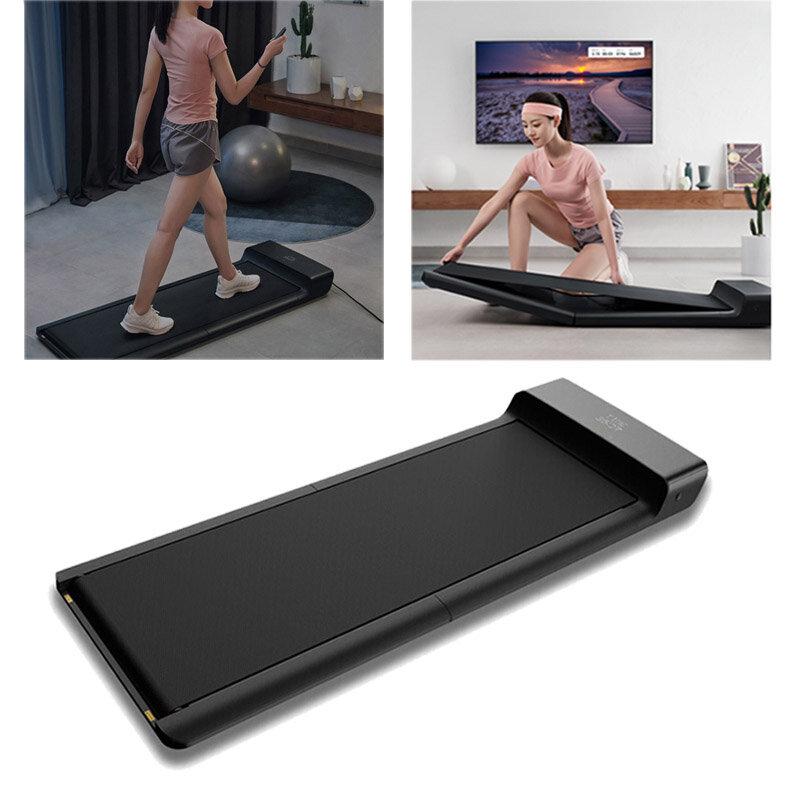 [EU DIRECT] WalkingPad A1 PRO Slimme elektrische opvouwbare loopband voor thuis Looppad Automatische snelheidsregeling LED-display Fitness loopbanden Indoor Home Gym met EU-stekker