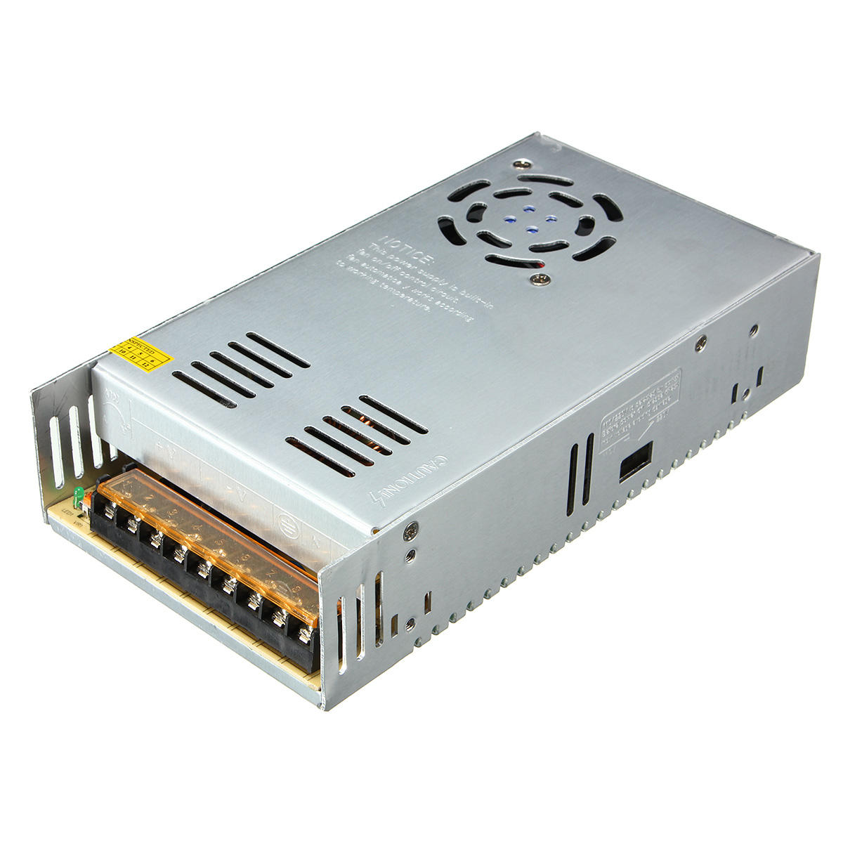 AC 110-220V to DC 27V 15A 400W Switching Power Supply SMPS Transformer for LED Strip Light