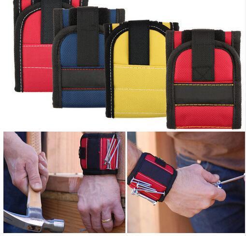 Vòng tay mạnh mẽ làm việc Nhận công cụ sửa chữa vít hấp phụ băng tay