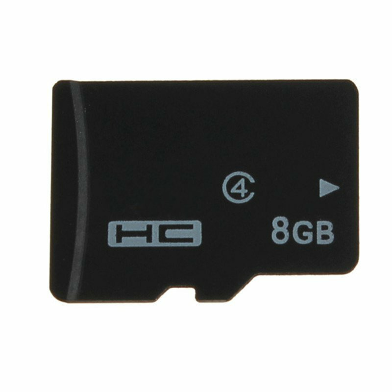 Universal 8GB High Speed Data Storage Flash Memory Card TF Card for Cell Phone MP3 MP4 Camera