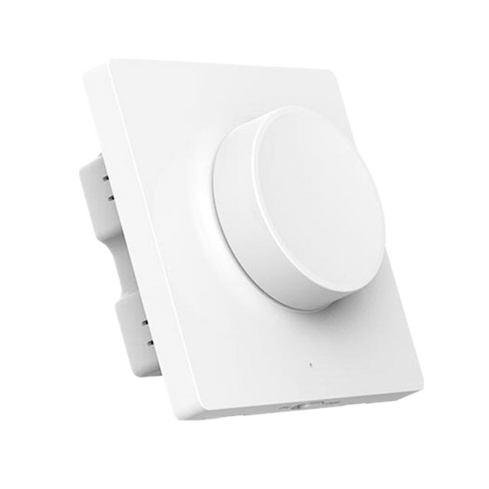 Yeelight YLKG07YL Smart bluetooth Dimmer Wall Light Switch Fjernbetjening AC220V (Xiaomi Ecosystem Product)