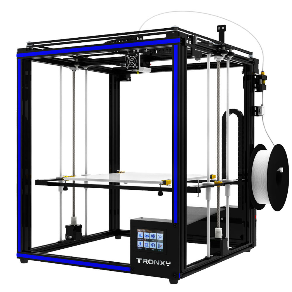 TRONXY® X5ST-400 DIY Aluminum 3D Printer Kit 400*400*400mm Large Printing  Size With 3 5