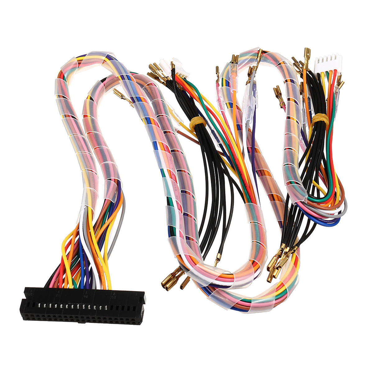 Wiring Harness Cable Replacement Parts emble For Arcade Jamma Board on