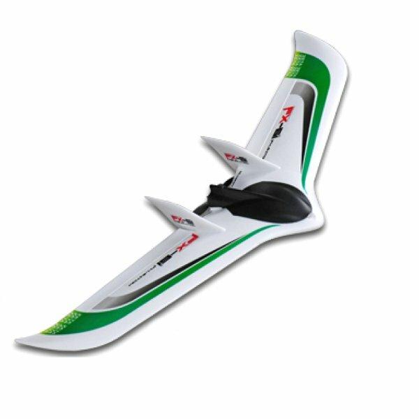 Zeta FX-61 Phantom FPV Flying Wing EPO 1550mm Wingspan RC Airplane Kit