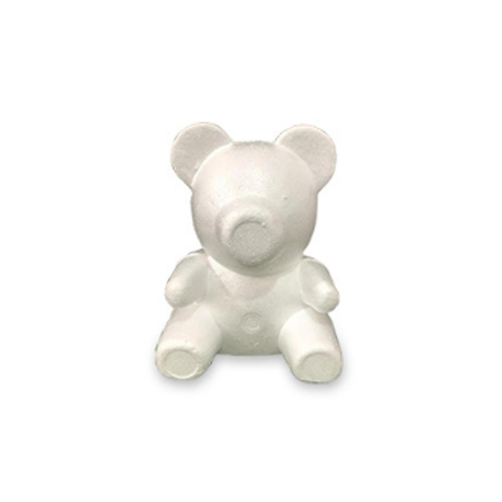 20cm Hug Bear Foam DIY Model Stuffed Plush Toy Children's gift