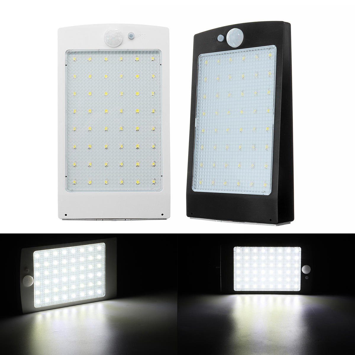 150 LED Solar Power Flood Light Sensor Motion Activated Outdoor Garden Path Lamp фото