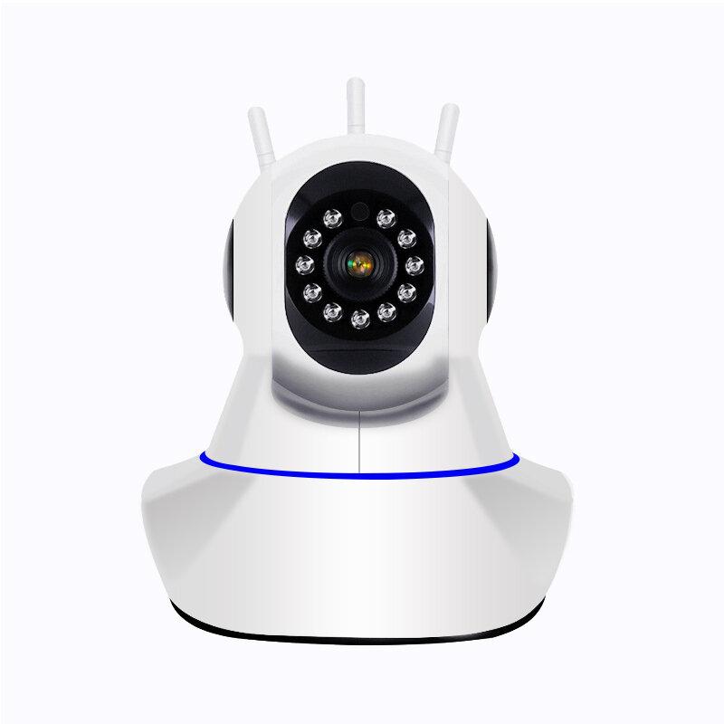 1080P WiFi Wireless / Przewodowa kamera IP Home Security Surveillance Camera Pan & Tilt Night Vision