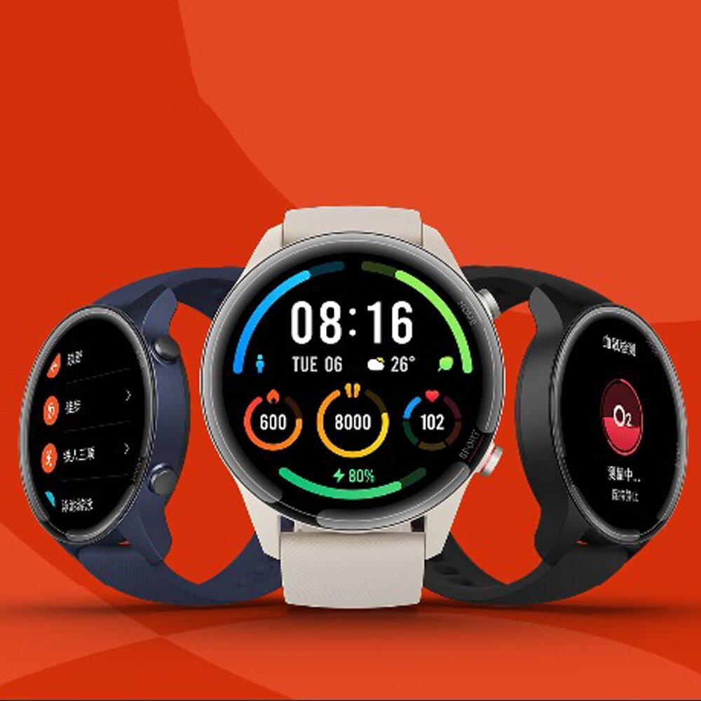 Original Xiaomi Watch Color Sport Version 1.39 Inch AMOLED Wristband GPS+GLONASS+Beidou 117 Sport Modes Tracker bluetooth 5.0 NFC Smart Watch Global Version