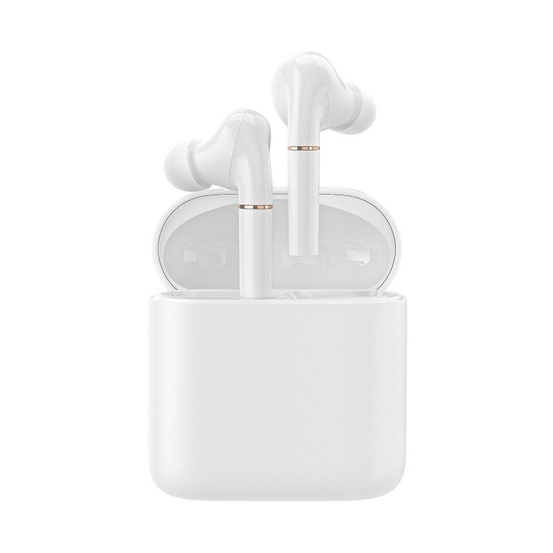 Haylou T19 TWS Wireless Earbuds bluetooth 5.0 Earphone QCC3020 APT HiFi Stereo ENC Noise Canceling Smart Headphone from