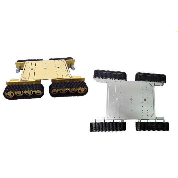 DIY T600 Metal Wall-E Tank Chassis Robot Crawler Track