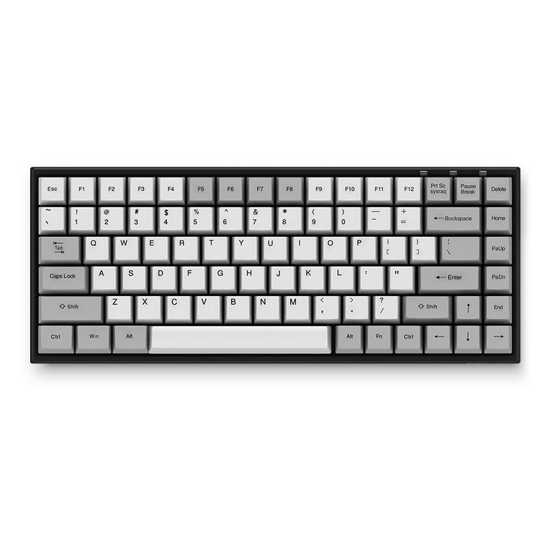 AKKO 3084 Silent Bluetooth And Wired Gaming Mechanical Keyboard Cherry MX Switch Computer Keyboards, Mice & Pointers Computer Gaming Keyboards and Numeric Keypads