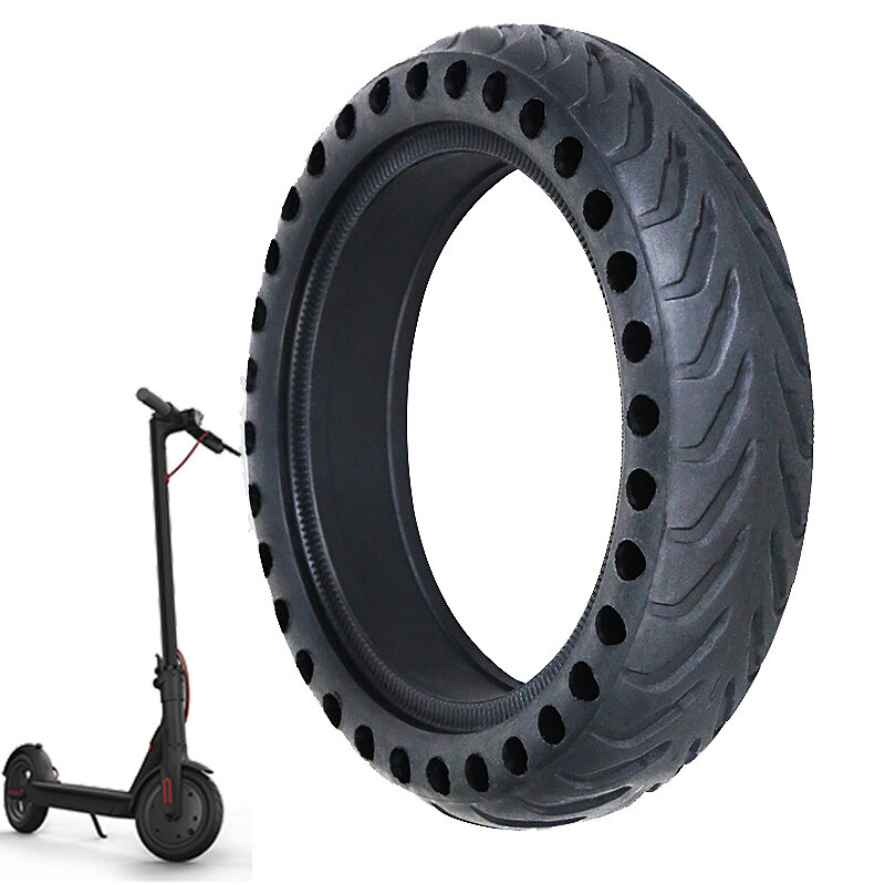 Xmund XD-BL10 8 1/2X2 Scooter Explosion-proof Solid Tire For Xiaomi Mijia M365 Electric Scooter
