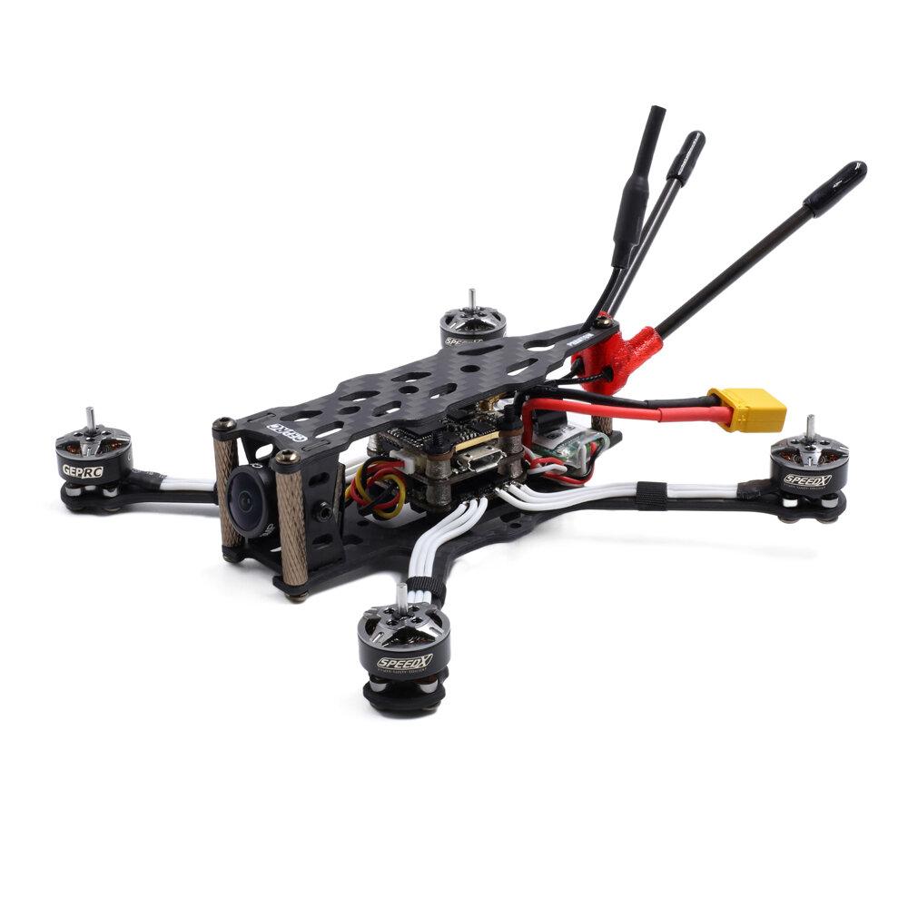 GEPRC PHANTOM Stuzzicadenti Freestyle 125mm 2-3S FPV Racing Drone BNF / PNP F4 OSD 12A ESC 1103 Motor IRC Tramp