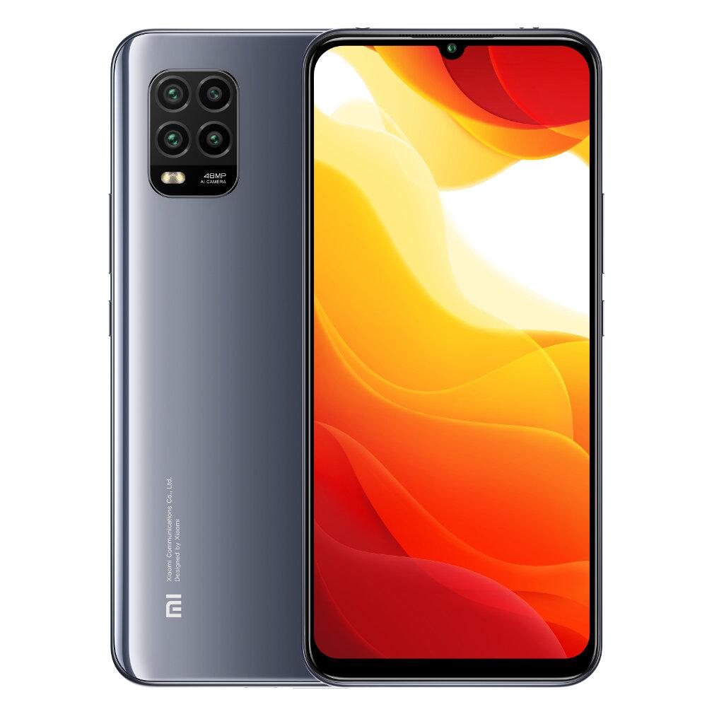Xiaomi Mi 10 Lite Global Version 6.57 inch AMOLED 48MP Quad Camera 6GB RAM 128GB ROM NFC Snapdragon 765G 5G Smartphone