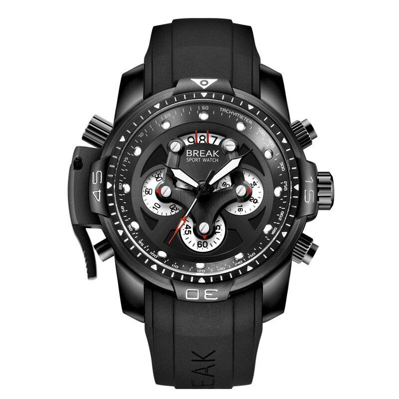 Đồng hồ đeo tay nam đa năng PHÁ VỠ 5601