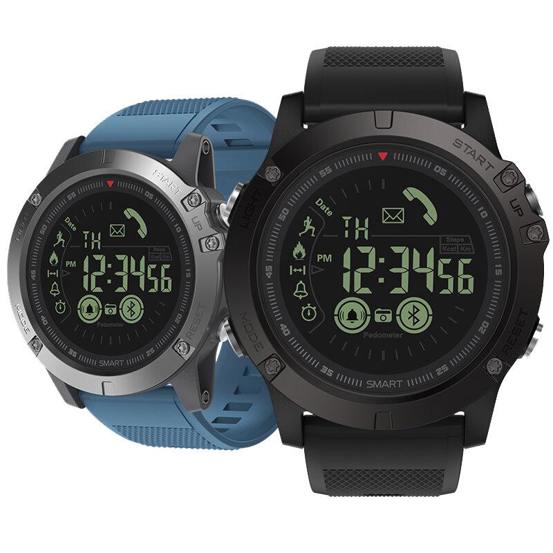 Zeblaze VIBE 3 Flagship Rugged Smart Activity Track 33 Month Long Standby Sport Smart Watch