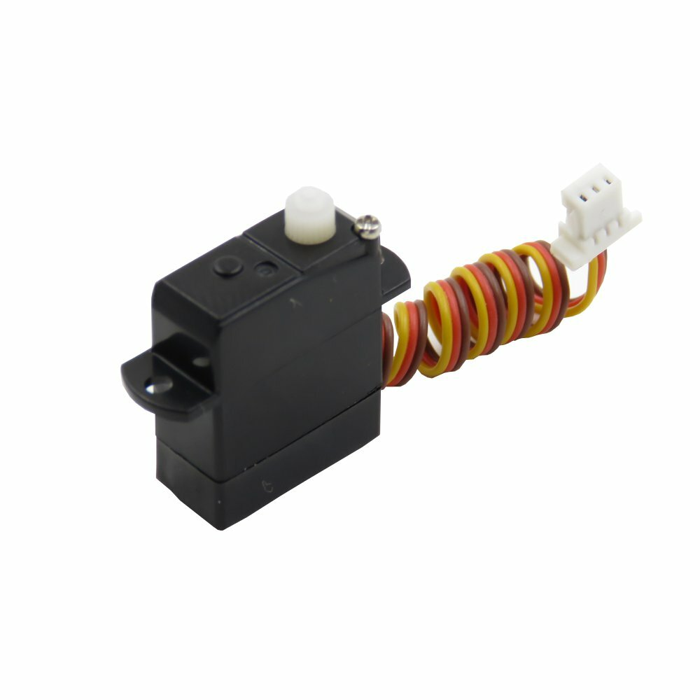 TY Model 1.7g Servo With JST 1.0mm Plug Compatible Spektrum 6400 Series Receiver For RC Airplane