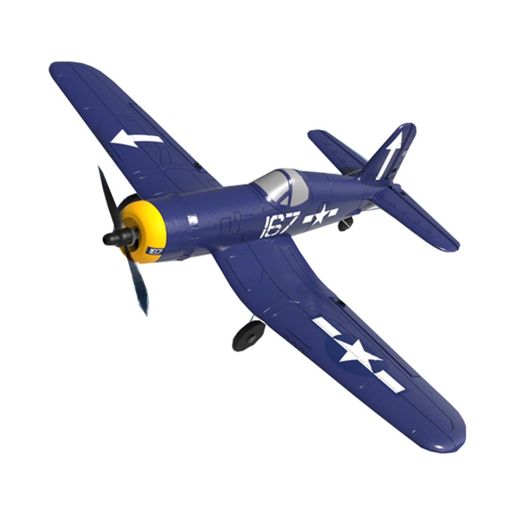 Eachine Mini F4U EPP 400mm Wingspan 2.4G 6-Axis Gyro One Key Return Aerobatic Indoor RC Airplane Trainer Fixed Wing RTF