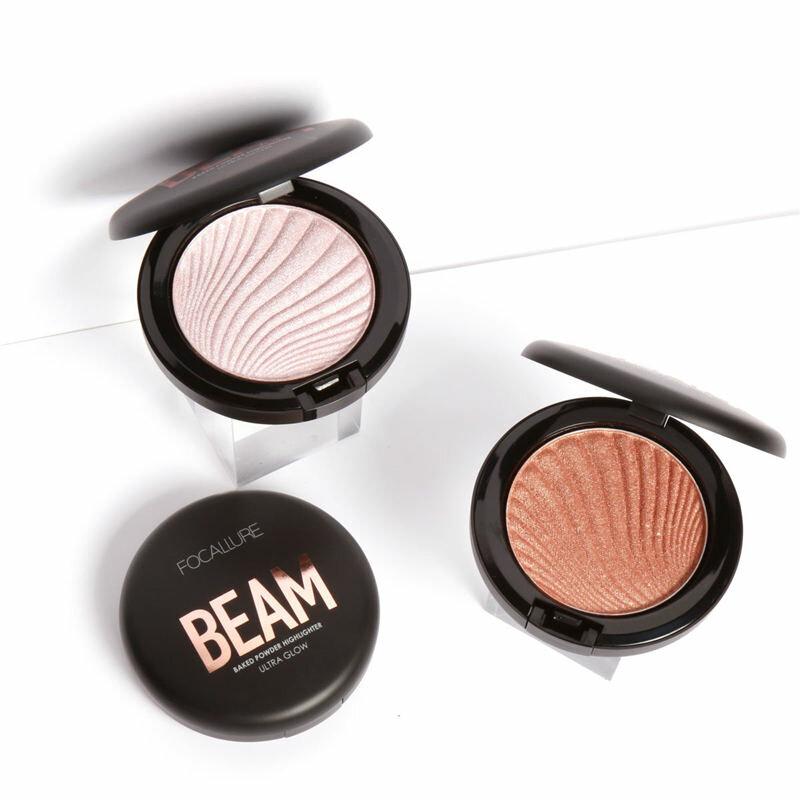 FOCALLURE Лицевая палочка для лица с липкой липкой порошковой краской Bronzer Highlighter Face Cosmetics Набор