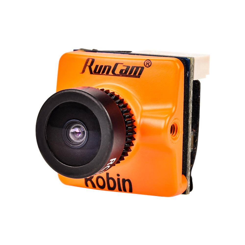 RunCam Robin 700TVL 1.8/2.1mm FOV 160/145 Degree 4:3 NTSC & PAL Switchable CMOS FPV Camera