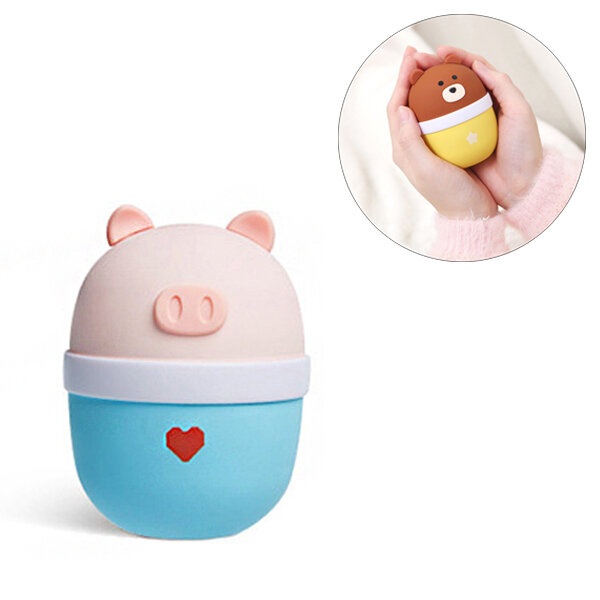IPRee® 5000mAh Mobile Power Bank Mini Charging Christmas Cute Pet Hand Warmer USB Electric Heater  - buy with discount