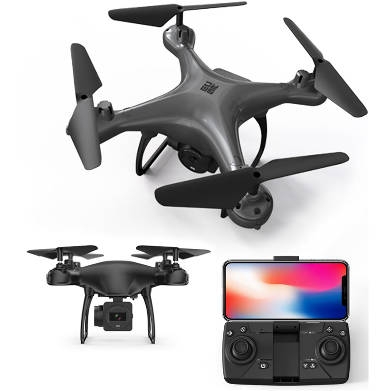 SMRC S30 5G GPS With 4K Stabilization Camera Aerial Photography Drone Waypoint Flight RC Quadcopter RTF
