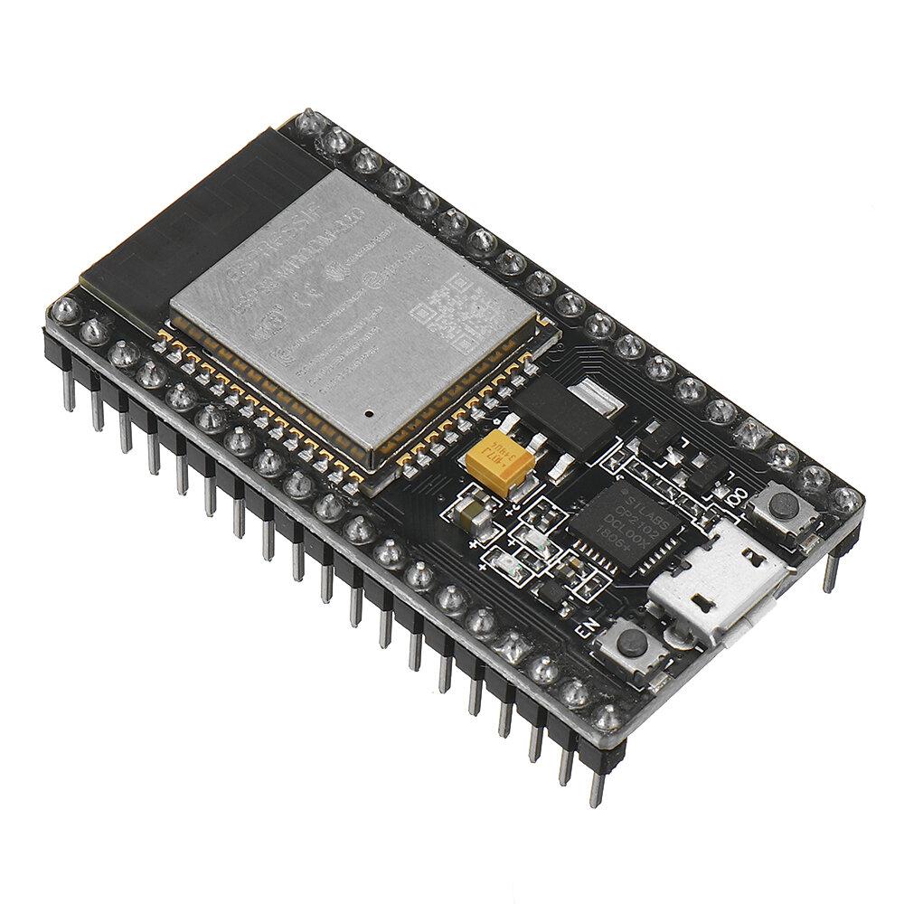 5Pcs ESP-32S ESP32 Development Board Wireless WiFi+Bluetooth 2 in 1 Dual Core CPU Low Power Control Board ESP-32S