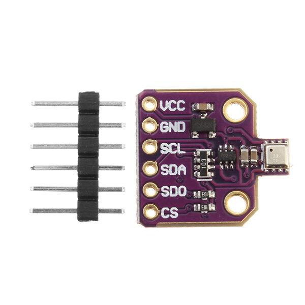 CJMCU-680 BME680 BOSCH Temperature And Humidity Pressure Sensor Badan Pengembangan Tinggi Tekanan ultra-kecil