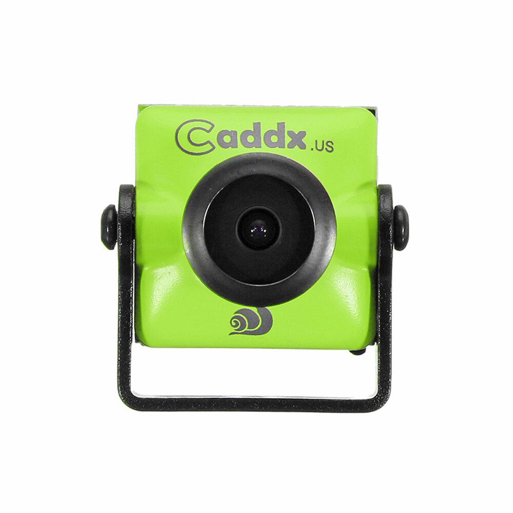 "Caddx Turbo Micro F2 1/3"" CMOS 2.1mm 1200TVL 16:9/4:3 NTSC/PAL Low Latency FPV Camera W/ Microphone"