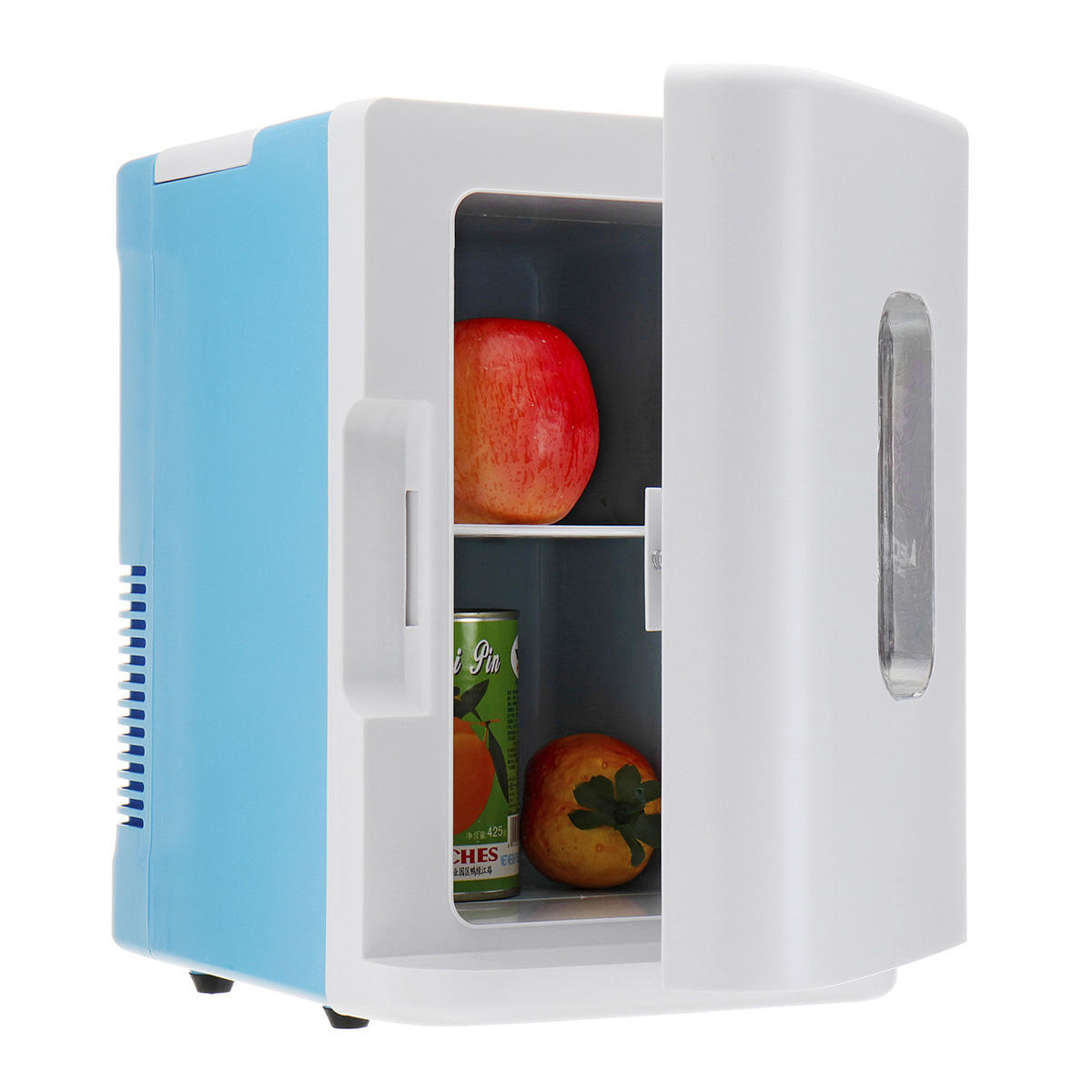 10L Car Refrigerator Dormitory Small Refrigerator Mini Refrigerator Car Home Dual-use фото