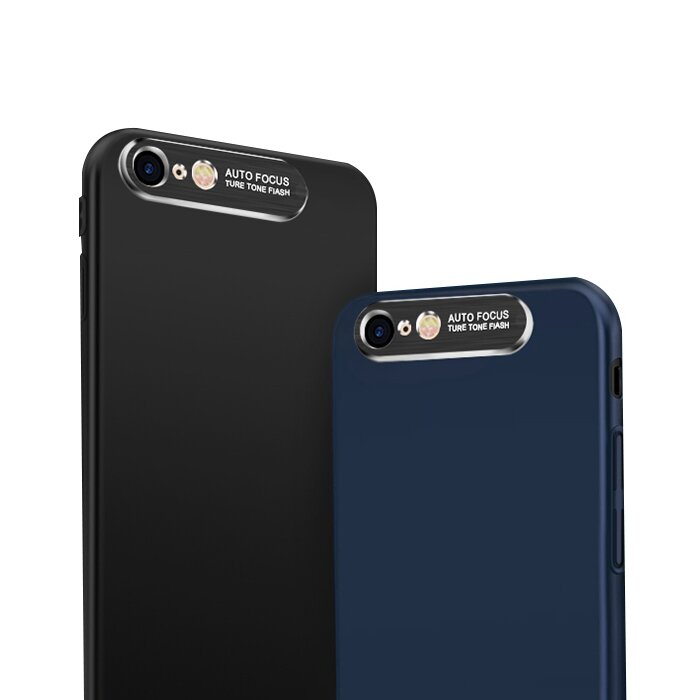Bakeey Camera Lens Protection Hard PC Matte Case for iPhone 7/8