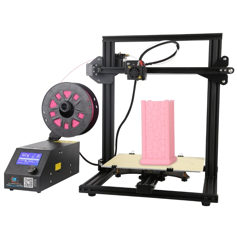 Creality 3D® CR-10 Mini DIY เครื่องพิมพ์ภาพสามมิติ ชุด การสนับสนุนการพิมพ์ภาพพิมพ์ 300 * 220 * 300 มม. ขนาดให