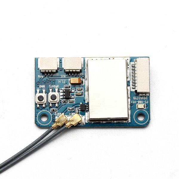 Flysky X6B 2.4G 6CH i-BUS PPM PWM AFHDS i10 i6s i6 i6x i4x ट्रांसमीटर के लिए रिसीवर