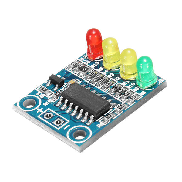 3.7V Lithium Battery 4 Paragraph Power Indicator Module