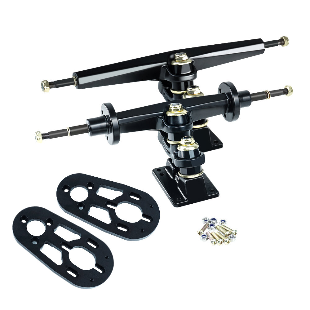 2pcs 12 inches front rear bridge axle for diy electric ...