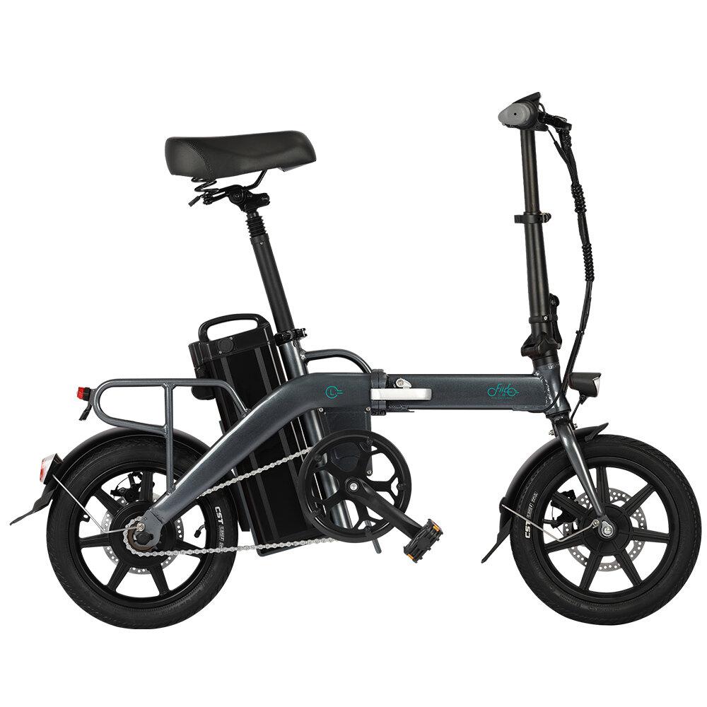 Rower elektryczny FIIDO L3 Flagship Version z EU za $869.99 / ~3198zł