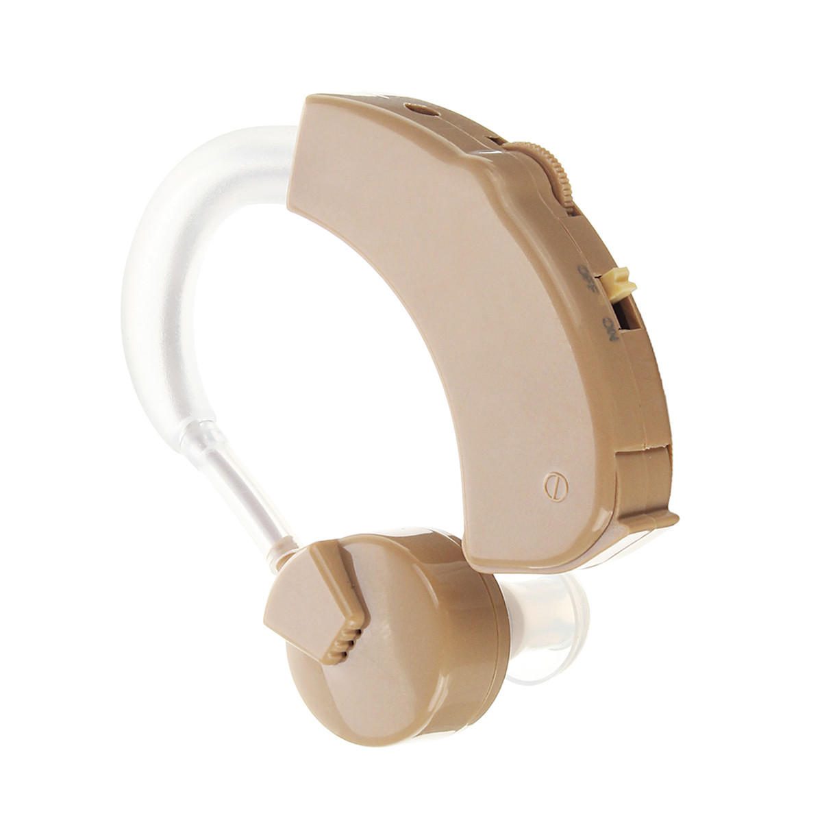 Mini Hearing Amplifier Hearing Aids Aid Behind-ear Sound Amplifier Adjustable Volume Tone