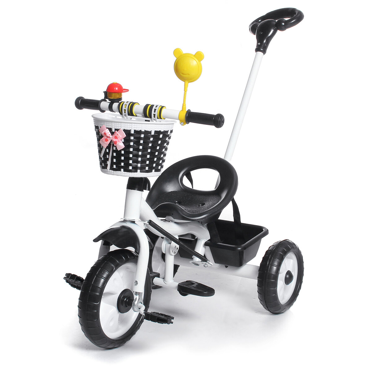 3 عجلات مع دواسة ثلاثية العجلات للأطفال